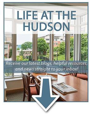 Life at the Hudson! Receive our latest blogs, helpful resources, and news straight to your inbox.